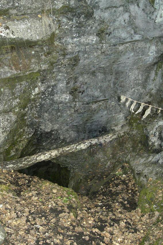 Аверкиева яма таинственный памятник природы